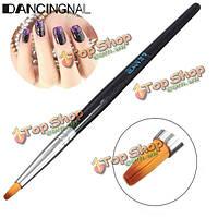 Ногтей кисти ногтей живопись ручка профессиональный маникюр кисти инструменты