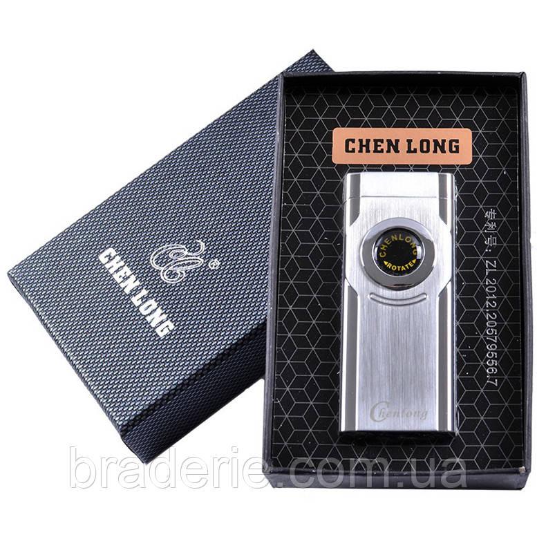 Зажигалка подарочная Chen Long 4327
