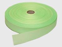 Репсовая лента, ширина 1,2 см, 1 м, цвет светло-бирюзовый