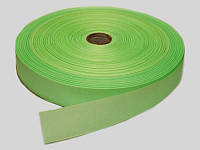 Репсовая лента, ширина 1,2 см, 1 м, цвет бирюзовый