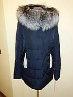 Куртка женская зимняя с мехом 16-026