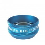 Линза  Volk Digital Wide Field- Blue Ring