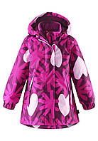 Зимняя куртка для девочек подростков Reima 521462-4901. Размер 104 - 140.