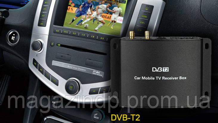 Автомобильный цифровой тюнер DVB-T2 DT7 Код:183839328 - Интернет-магазин У Фёдора в Днепре