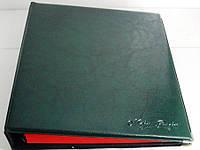 Альбом для монет 221 монет, Royal- зеленый