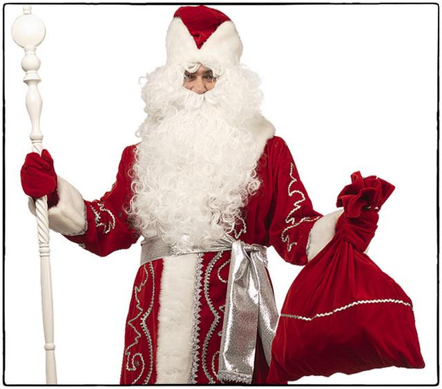 Биография Деда Мороза