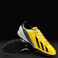 Детская футбольная обувь (сороканожки) Adidas F10 TRX Turf Junior