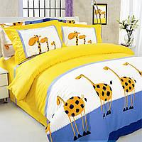 Комплект постельного белья Теп Жирафы двуспальный