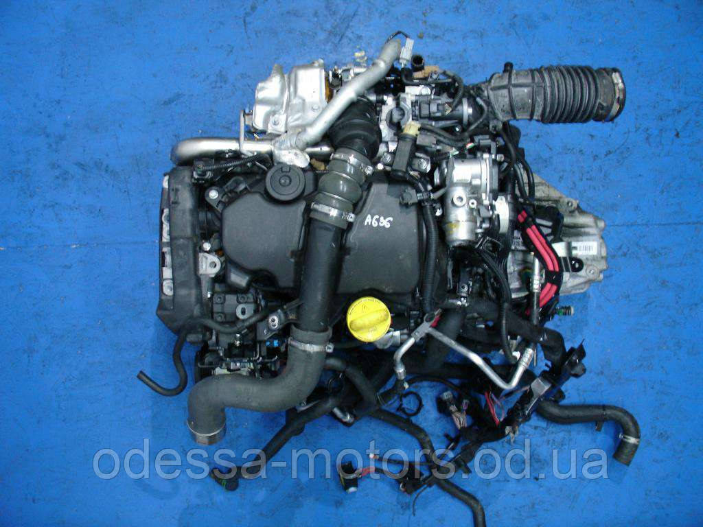 renault k9k 846 отзывы о двигателе