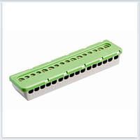 Клеммный блок «PE» к щитам Abb Mistral (7*16 мм²+9*25 мм²)