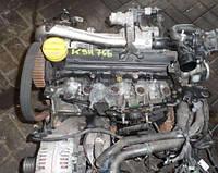 Двигатель Renault Modus / Grand Modus 1.5 dCi, 2004-today тип мотора K9K 760, K9K 766