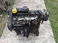 Двигатель Renault Clio III Box 1.5 dCi, 2005-2007 тип мотора K9K 764