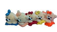 Плюшевая мишка Малышка разные цвета