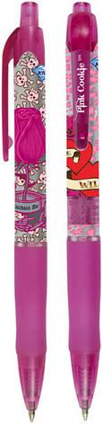 """Ручка шариковая, автоматическая """"Pink Cookie"""", 1 шт., фото 2"""