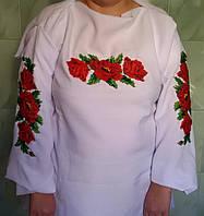 Жіноча сорочка Маки
