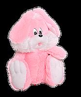 Плюшевая игрушка Зайчик сидячий 35 см ,большие мягкие игрушки