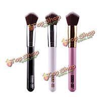 Профессиональный макияж кисти для румян тени для бровей порошок косметический инструмент