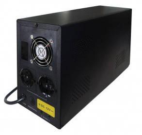 Источник бесперебойного питания Rucelf UPI-1000-12-E, внеш. батарея (600 Вт), фото 2