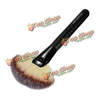 1шт веерообразные рассыпчатая пудра макияж кисти косметические румяна для лица щеки