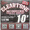 Струны Cleartone 9510 Light 10-46 Nickel-Plated Monster