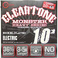 Струны Cleartone 9510 Light 10-46 Nickel-Plated Monster, фото 1