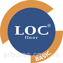Новинка! Бельгийский ламинат 32 класса Loc Floor Basic с замком Uniclic