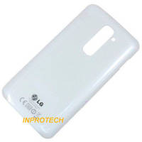 Задняя крышка LG D800 G2, D801 G2, D802 G2, D803 G2, D805 G2, VS 980 G2, LS980 G2 White Original
