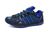 Мужские кожаные кроссовки Adidas TR7 blue, фото 1