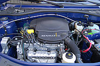Двигатель Renault Duster 1.6 16V, 2012-today тип мотора K4M 616, фото 1