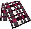 Яркий мужской шерстяной двухсторонний шарф 177 на 32 см ETERNO (ЭТЕРНО) ES2307-5 разноцветный