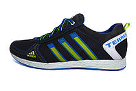 Мужские кожаные кроссовки Adidas Terex, фото 1