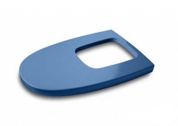 Сиденье на биде, синее ROCA KHROMA (806652F4T), фото 2