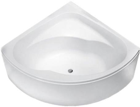 Ванна угловая 140*140 см, с ножками ДЫМЕР INSPIRATION (XWN3040000), фото 2