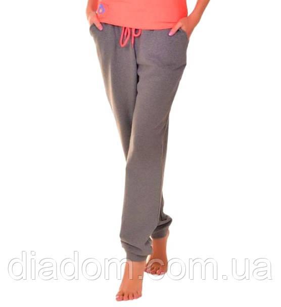 """Спортивные брюки «Happy» для беременных и кормящих. Серый. Коллекция """"# I_Feel"""""""