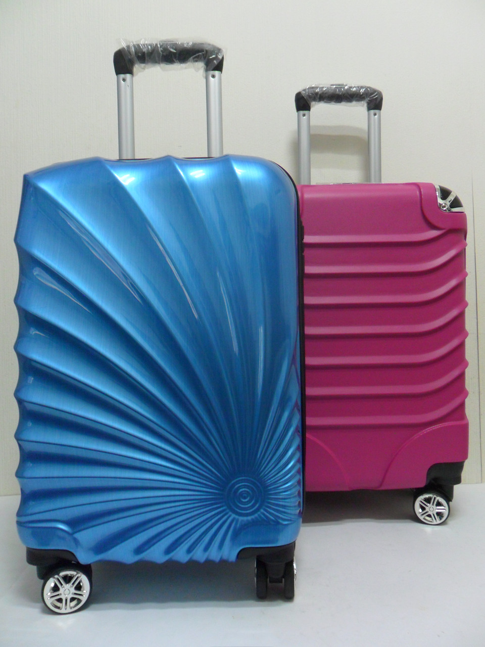 """Чемоданы из поликарбоната """"Suitcase"""" - Ракушка."""
