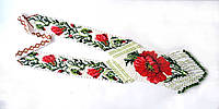 1726-гердан из бисера