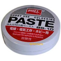 Паяльная паста BS-10 (активная) 10 грамм