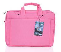 Сумка для ноутбука Pink розовая