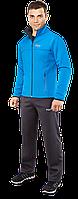 Спортивный костюм с начесом F50 - K-4203B бирюзовый