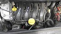 Двигатель Renault Grand ScÉnic II 1.6 Flex, 2006-2008 тип мотора K4M 766