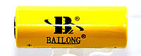 Аккумулятор Li-ion Bailong 26650 6800 mAh 3.7V