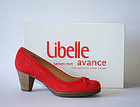 Женские туфельки Libelle оригинал натуральный нубук 37