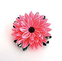 1730-заколка для волос с цветком