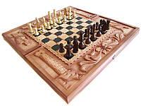 Шахматы-нарды ручной работы в Украине, фото 1