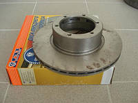 Диск тормозной Газель передний (104 мм) (производство ГАЗ)