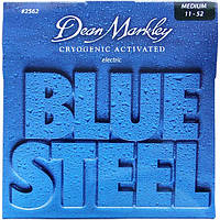 Струны Dean Markley 2562 Blue Steel Medium 11-52