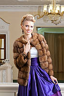 "Шуба из соболя ""Габриэлла"" sable jacket fur coat , фото 1"