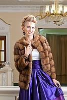 "Шуба из соболя ""Габриэлла"" sable jacket fur coat, фото 1"