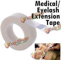 Профессиональное наращивание ресниц микропор бумага медицинская лента