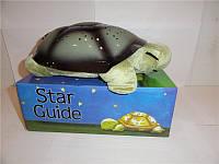 Ночник 699-1 черепаха-проектор звездного неба, фото 1